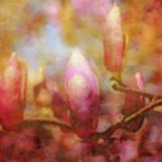 Tulip Tree Candelabra 8864 Idp_2 Art Print