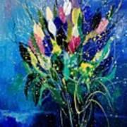 Tulips 45 Art Print