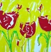 Tulpen 67 Art Print