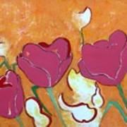 Tulpen 69 Art Print