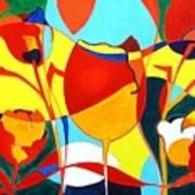 Tulpen 73 Art Print