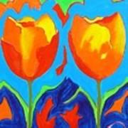 Tulpen 80 Art Print