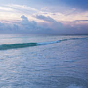 Tulum - The Beach Art Print