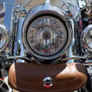 Turgalium Motorcycle Club 05 Art Print