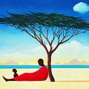 Turkana Afternoon Art Print