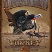 Turkey Traditions Art Print by JQ Licensing