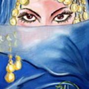 Turkish Delight Art Print