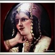 Turkish Gypsy Art Print