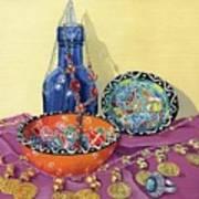 Turkish Still Life Art Print
