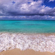 Turks And Caicos Beach Art Print
