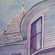 Turret And Copula  Art Print