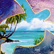 Turtle Bay #144 Art Print