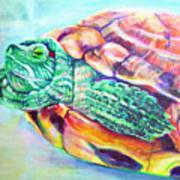 Turttleneck Art Print