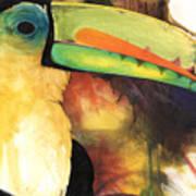 Tusanii Art Print by Anthony Burks Sr