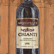 Tuscan Chianti 2 Art Print