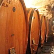 Tuscan Wine Cellar Art Print