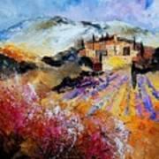 Tuscany 56 Art Print