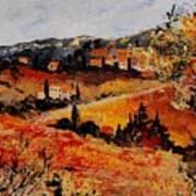 Tuscany 56n Art Print