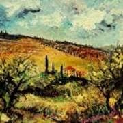 Tuscany 67 Art Print