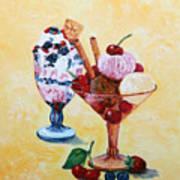 Tutti Frutti II Art Print