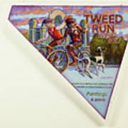 Tweed Run London 2 Guvnors  Art Print