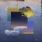 Twilight Interrupted by Ocean Breeze Art Print