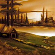 Twilight Time Art Print