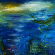 Twilight Waters Art Print