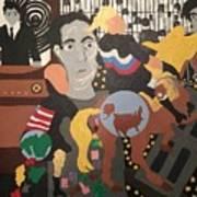 Twilight Zone 2017 Art Print