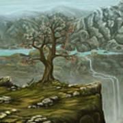 Twin Falls Kingdom Art Print