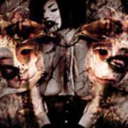 Twins II Art Print