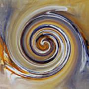 Twirl Art 0032 Art Print