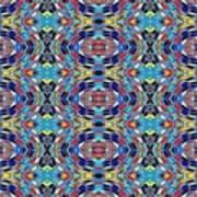Twister Tile Art Print