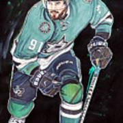 Tyler Seguin Art Print