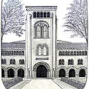 U S C Art Print