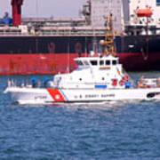 U S Coast Guard Art Print