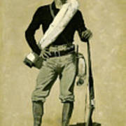 U. S. Soldier, Spanish-american War Art Print