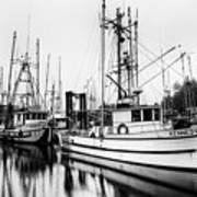Ucluelet Harbour - Vancouver Island Bc Art Print