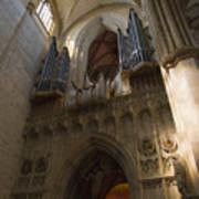 Ulm Cathedral Art Print