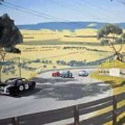Ultimate Road Test Art Print