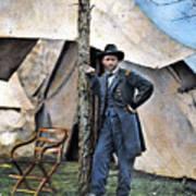 Ulysses S. Grant Art Print