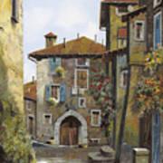 Umbria Art Print
