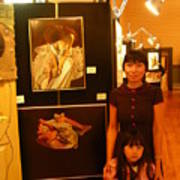 Unclad 2007 Exhibit Art Print