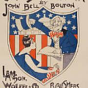 Uncle Sam's Church Art Print