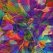 Uncommon Vibrations 2 Art Print