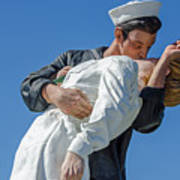 Unconditional Surrender 2 Art Print
