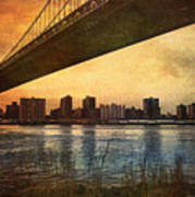 Under The Bridge Print by Svetlana Sewell