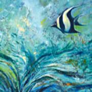 Under The Sea 9 Art Print