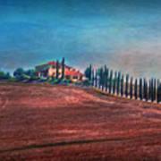 Under Tuscan Sun Art Print