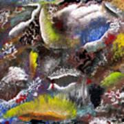 Underlying Theme - Portal Art Print